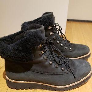 Cole Haan Zero Grand Explorer Boots 8.5 Women